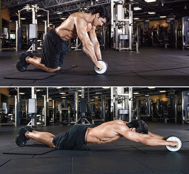 Как проработать всё тело одним упражнением: lena-miro.ru — LiveJournal